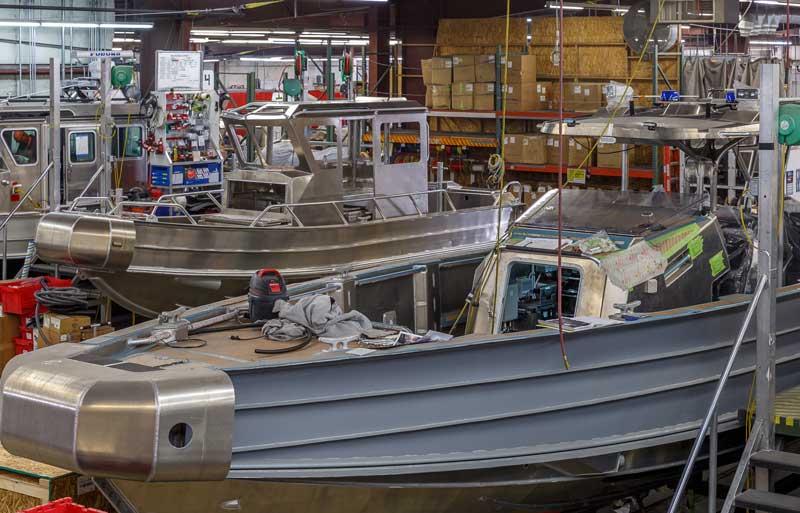 SAFE Boats International Wins GOLD at 2019 Washington Manufacturing Awards